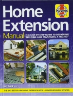 Haynes Property Manual 3 Books Collection Set (Home Extension, The Victorian House, Period Property) by Ian Alistair Rock