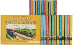 Thomas the Tank Engine Railway Series 26 Books Collection Boxed Set Gift Pack by The Rev. W. Awdry
