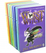 The Worst Witch Complete Adventure 8 Books Collection Set by Jill Murphy by Jill Murphy