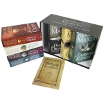George R.R Martin A Song of Ice and Fire 7 Books Box Collection Set A Game of Thrones Set by George R R Martin
