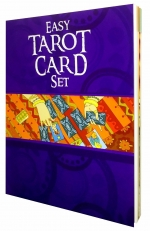 The Easy Tarot Kit - 64 Page Book and 78 Cards Deck by Top That