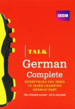Talk German Complete (2 Book/4 CD Pack/1 Grammar Guide) - Everything you need to make learning German easy by Jeanne Wood (Author), Judith Matthews (Author), Mrs Susanne Winchester (Author), Mrs Sue Purcell (Author), Mr Heiner Schenke (Author)