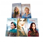 Lesley Pearse Collection 5 Books Set - Gypsy, Forgive Me, Dead to Me, Stolen, A Lesser Evil by Lesley Pearse