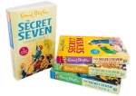Enid Blyton The Secret Seven 12 Story Collection in 4 Books by Enid Blyton