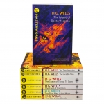 SF Masterworks Series 7 Books Collection Set by H G Wells by H. G. Wells