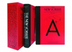 The New Yorker Encyclopedia of Cartoons Volume 1 and Volume 2 by David Remnick