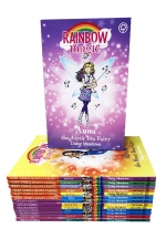 Rainbow Magic Magical Adventures Collection 14 Books Box Set Includes Ocean Fairies and Baby Animal Rescue Fairies by Daisy Meadows