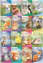 Magic Animal Friends Enchanted Animals Collection 16 Books Box Set by Daisy Meadows (Series 1 - 4) by Daisy Meadows