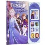 Little Sound Book Film Tie in - Frozen 2: Stronger Together (Play-A-Sound) Board book by Disney