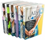 Gallagher Girls Collection Ally Carter 6 Books Box Set by Ally Carter