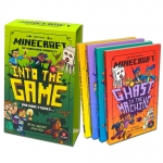Minecraft: Into the Game The Woodsword Chronicles Collection, Night of the Bats... by Mojang AB