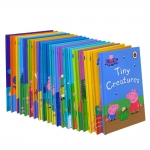 Peppa Pig Bedtime Box of Books 20 Stories Ladybird Collection Box Set, Peppa Goes Swimming... by Ladybird