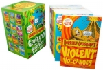 Horrible Geography Collection 12 Books Box Gift Set Horrible Histories Series by Anita Ganeri