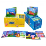 The Incredible Peppa Pig & The Ultimate Peppa Pig Collection 100 Books Set by Ladybird by Peppa Pig