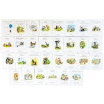 Winnie the Pooh Complete Collection 30 Books Box Set by A.A. Mine & David Benedictus