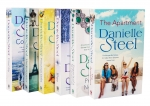 Danielle Steel Collection 6 Books Set Series 1 (The Apartment, Property of a Noblewoman, Blue, Precious Gifts, Undercover, Country) by Danielle Steel