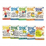 The Ultimate Stink-tastic Collection 10 Books Box Set By Megan McDonald by Megan McDonald