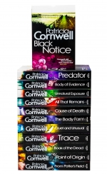 Kay Scarpetta Series 12 Books Collection Set By Patricia Cornwell by Patricia Cornwell