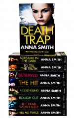Rosie Gilmour Series 9 Books Collection Set by Anna Smith by Anna Smith