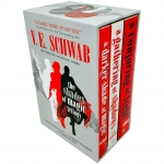 A Darker Shade of Magic 3 Books Collection Set - A Darker Shade of Magic, A Gathering of Shadows, Conjuring of Light by V. E. Schwab