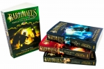 Jonathan Stroud The Bartimaeus Series 4 Books Collection Set by Jonathan Stroud