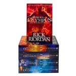Heroes of Olympus Complete Collection 5 Books Box Set Pack by Rick Riordan