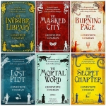Invisible Library Series 6 Books Collection Set By Genevieve Cogman by Genevieve Cogman
