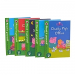 Read It Yourself with Ladybird Peppa Pig 5 Books Children Collection Set for Level 2 by Ladybird
