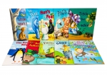 Childrens Bedtime Stories Collection Set 10 Picture Books by LeyLand Perree, Katherine Sully, Robert Pearce, Christine Swift