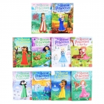 The Rescue Princesses Series Books 1-10 Collection Set By Paula Harrison NEW by Paula Harrison