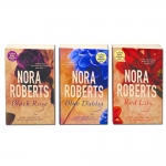 In The Garden Trilogy Nora Roberts Collection 3 Books Set by Nora Roberts