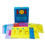 Bob Books: Collection 1 Beginning Readers and Advancing Beginners INCLUDING Parent Guide, Doorknob Hangerover 100 Stickers & Bookmark by Bobby Lynn Maslan