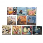 Children Picture Storybooks 10 Books Collection Set (Sleeping Beauty, Big Pig and Piglet, I Love My Daddy, Snow White, Sing-Along Old and MORE!) by Various