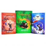Morrigan Crow Series Collection 3 Books Set by Jessica Townsend (Hollowpox, Nevermoor, Wundersmith) by Jessica Townsend