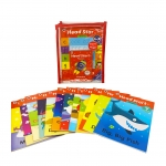 Early Learning Ladybird Head Start 18 Books & 52 Flashcards Collection Set by Ladybird Books