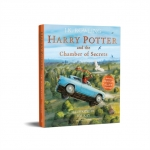 Harry Potter Illustrated 3 Books Set PAPERBACK (Harry Potter and The Chamber of Secrets, The Philosophers Stone, The Prisoner of Azkaban) by J K Rowlings