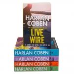 Harlan Coben Collection 5 Books Set Series 2 - The Final Detail, Darkest Fear, Promise Me, Long Lost, Live Wire by Harlan Coben
