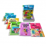 Biff, Chip and Kipper Stage 4 Read with Oxford: 5+: 16 Books Collection Set by Various