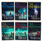 Val Mcdermid Kate Brannigan Series 6 Books Collection Set by Val McDermid