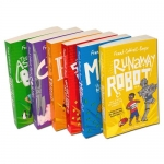 Frank Cottrell Boyce Collection 6 Books Set (Sputniks Guide to Life on Earth, Framed, Runaway Robot, The Astounding Broccoli Boy, Millions, Cosmic) by Frank Cottrell Boyce