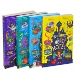 The Nothing to See Here 4 Books Collection Nothing To See Here Hotel, You Aint Seen Nothing Yeti, Sea-Ing is Believing, Fiend of the Seven Sewers by Steven Butler, Steven Lenton (Illustrator)