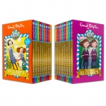 Enid Blyton Books St Clares Boxed Set Gift 9 Books Collection Classic Childrens books by Enid Blyton