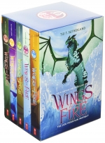 Wings of Fire: The Jade Mountain Prophecy (Books 6-10) by Tui T Sutherland