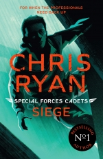 Special Forces Cadets Series 6 Books Collection Set By Chris Ryan - Siege, Missing, Justice, Ruthless, Hijack, Assassin by Chris Ryan