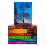 Mortal Engines Collection Philip Reeve 7 Books Set NEW COVER by Philip Reeve