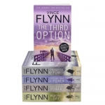 A Mitch Rapp Novel Series 5 Books Collection Set By Vince Flynn by Vince Flynn