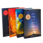 Wayfarers Series 4 Books Collection Set by Becky Chambers by Becky Chambers