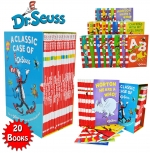 Dr Seuss books - Dr Seuss A Classic Case Series 20 Books Gift Box Set by Dr. Seuss