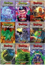 Goosebumps Horrorland Series Collection R L Stine 18 Books Box Set by R. L. Stine