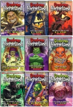 Goosebumps Horrorland Series Collection R. L. Stine 18 Books Box Set by R. L. Stine